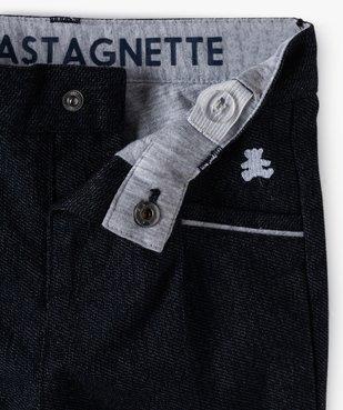 Pantalon bébé garçon entièrement doublé – Lulu Castagnette vue2 - LULUCASTAGNETTE - GEMO