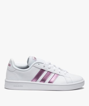 Baskets femme bicolores – Adidas Grand Court vue1 - ADIDAS - Nikesneakers