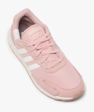 Baskets femme bicolores à lacets – Adidas Retrorun vue5 - ADIDAS - Nikesneakers