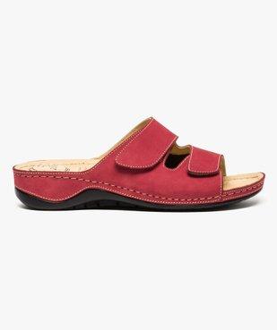 Sandale à brides avec points de réflexologie - 5 zones vue1 - 5 REFLEX ZONES - GEMO