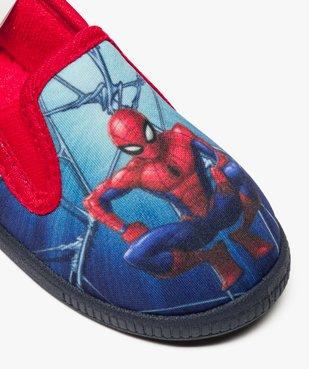 Chaussons fermés garçon - Spiderman vue6 - SPIDERMAN - GEMO