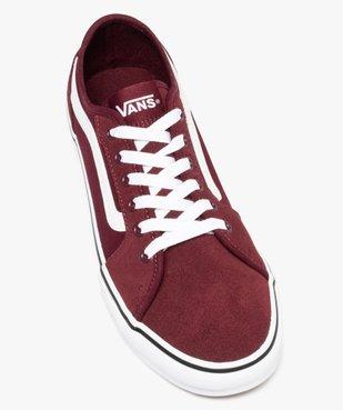 Tennis homme skateshoes dessus cuir – Vans Filmore vue5 - VANS - Nikesneakers