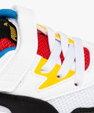 Baskets garçon multicolores – Puma XRay Lite  vue6 - PUMA - GEMO