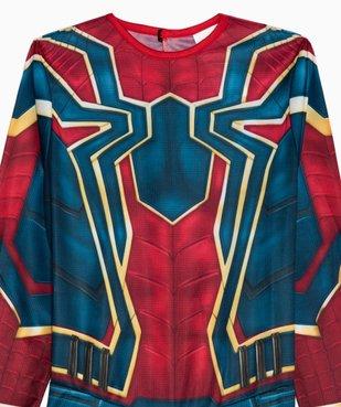 Déguisement enfant Iron Spider 2 pièces - Avengers vue3 - MARVEL - GEMO