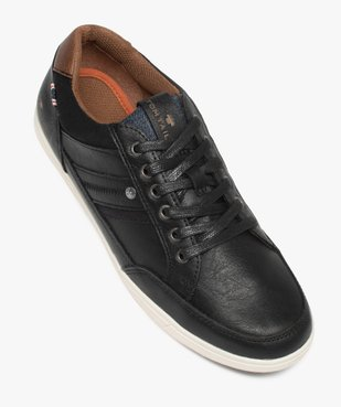 Tennis homme unies à lacets – Tom Tailor vue5 - TOM TAILOR - Nikesneakers