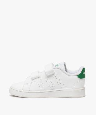 Baskets garçon unies à scratch – Adidas vue3 - ADIDAS - Nikesneakers