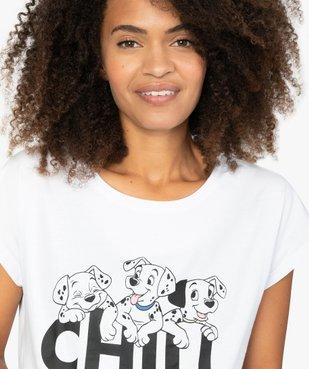 Tee-shirt de grossesse loose à manches courtes - Disney Les 101 Dalmatiens vue2 - DISNEY DTR - GEMO