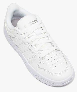 Baskets femme unies à lacets – Adidas Entrap vue5 - ADIDAS - GEMO