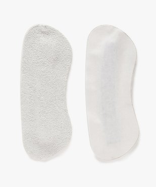 Protège-talons antiglissoirs confort en cuir vue1 - GEMO(ENTRETIEN) - GEMO