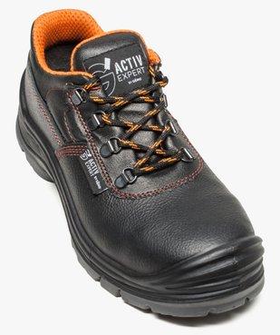 Chaussures de sécurité S3 basses vue5 - GEMO (SECURITE) - GEMO