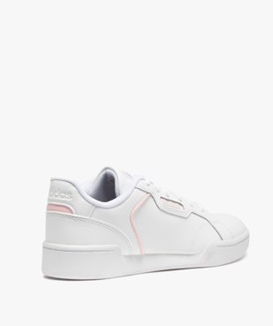 Tennis femme tige basse à lacets – Adidas Roguera vue4 - ADIDAS - Nikesneakers
