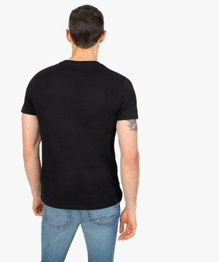Tee-shirt homme à manches courtes imprimé - Def Leppard vue3 - DEF LEPPARD - GEMO