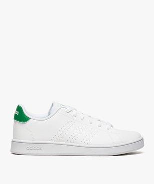 Baskets femme motifs perforés et lacets – Adidas Advantage K vue1 - ADIDAS - GEMO