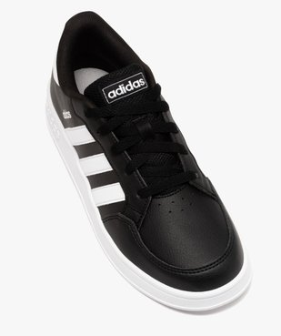 Tennis garçon bicolores à lacets – Adidas Breaknet vue5 - ADIDAS - Nikesneakers