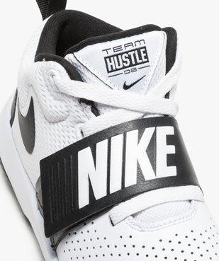 Baskets Team Hustle - Nike  vue6 - NIKE - GEMO