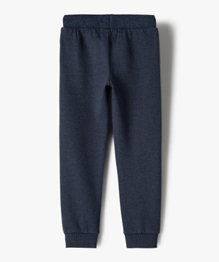 Pantalon de jogging fille avec ceinture pailletée – Camps United vue4 - CAMPS UNITED - GEMO