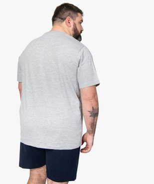 Pyjama homme à manches courtes et short vue3 - Nikesneakers(HOMWR HOM) - Nikesneakers