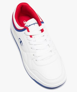 Baskets garçon à lacets – Champion Rebound vue5 - CHAMPION USA - Nikesneakers