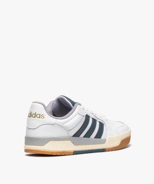 Baskets homme à tige basse rembourrée – Adidas Entrap vue4 - ADIDAS - GEMO