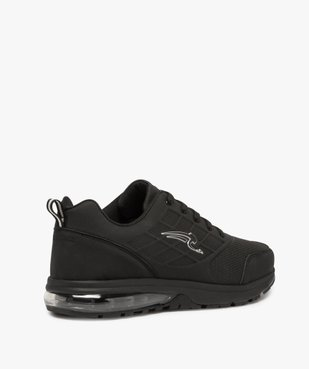 Baskets homme running monochromes - Airness vue4 - AIRNESS - Nikesneakers