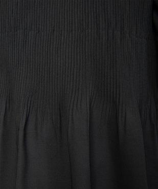 Tunique femme en voile plissé vue6 - GEMO(FEMME PAP) - GEMO