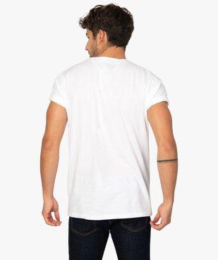 Tee-shirt homme avec motif réfléchissant – Star Wars vue3 - STAR WARS - GEMO