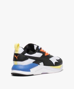 Baskets homme multicolores à lacets – Puma X-Ray Lite vue4 - PUMA - GEMO