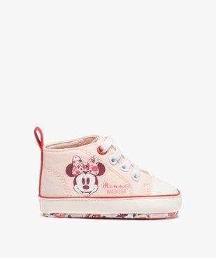 Tennis de naissance bébé fille en toile Minnie Mouse  vue1 - MINNIE - Nikesneakers