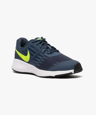 Baskets basses lacées - Nike Star Runner vue2 - NIKE - GEMO