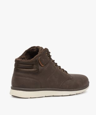 Baskets homme semi-montantes avec doublure douce vue4 - Nikesneakers (CASUAL) - Nikesneakers