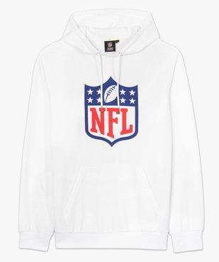 Sweat homme à capuche molletonné motif NFL - Team Apparel vue4 - NFL - GEMO