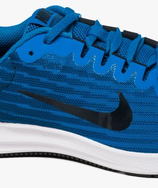 Basket en mesh fermeture lacets - Nike Downshifter 8 vue6 - NIKE - GEMO