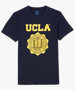 Tee-shirt homme imprimé Université de Californie - UCLA vue4 - UCLA - GEMO