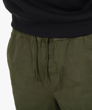 Pantalon homme coupe straight esprit cargo vue2 - Nikesneakers (HOMME) - Nikesneakers