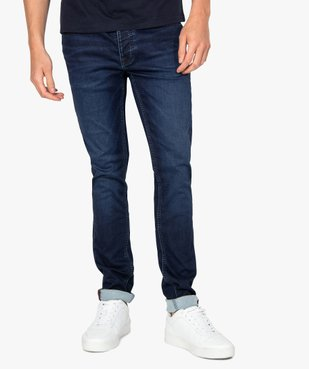 Jean homme coupe slim extensible vue1 - GEMO (HOMME) - GEMO