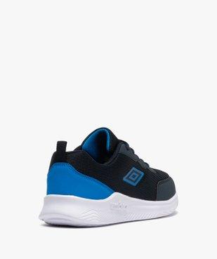 Chaussures de running bicolores à lacets - Umbro vue4 - UMBRO - GEMO
