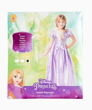 Déguisement fille Raiponce - Disney vue4 - DISNEY - GEMO