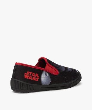Chaussons garçon à élastiques – Star Wars vue4 - STAR WARS - GEMO