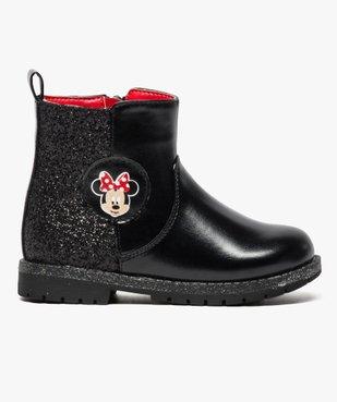 Boots pailletées avec motif Minnie - Disney vue1 - MINNIE - GEMO
