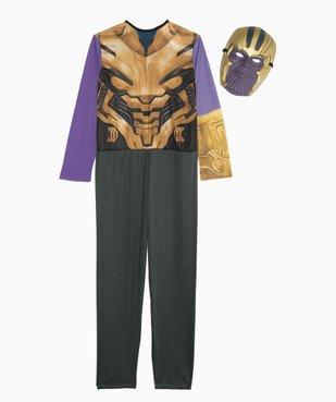 Déguisement enfant Thanos - Marvel Avengers (2 pièces) vue2 - MARVEL - GEMO