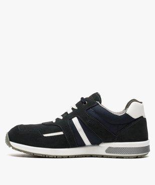 Chaussures professionnelles homme style baskets vue3 - GEMO (EQUIPT) - GEMO