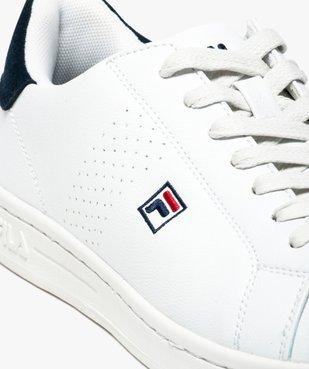 Basket homme bicolore - Fila Crosscourt 2 F Low vue6 - FILA - Nikesneakers