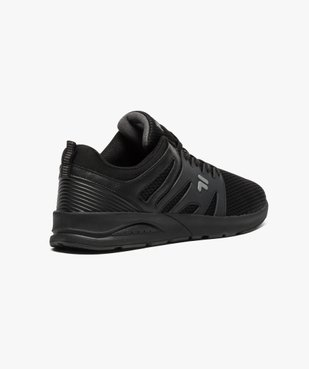 Baskets basses en maille textile - Fila Stark Low vue4 - FILA - Nikesneakers