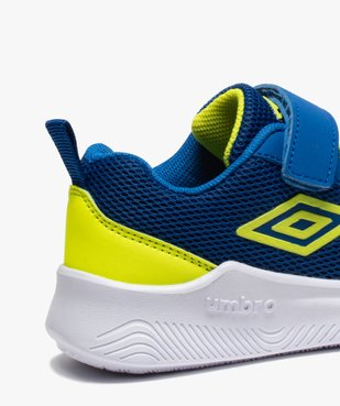 Chaussures de running garçon à scratch - Umbro vue6 - UMBRO - GEMO