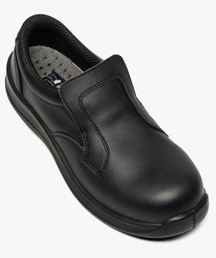 Chaussures de sécurité homme S2 forme mocassin vue5 - GEMO (SECURITE) - GEMO