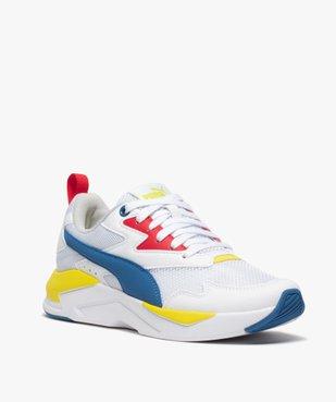 Baskets garçon jogger multicolores - Puma vue2 - PUMA - GEMO