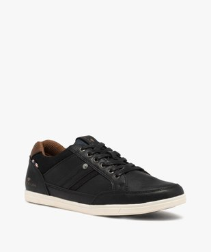 Tennis homme unies à lacets – Tom Tailor vue2 - TOM TAILOR - Nikesneakers