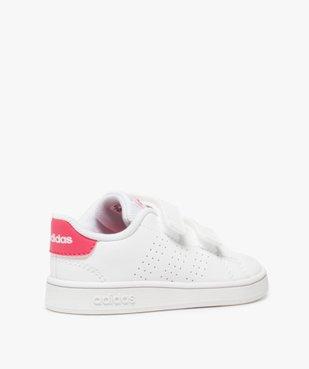 Baskets bébé fermeture scratch – Adidas vue4 - ADIDAS - GEMO