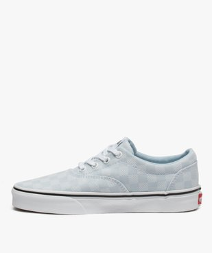 Tennis femme skateshoes en toile imprimée - Vans Doheny vue3 - VANS - GEMO