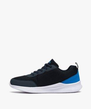 Chaussures de running bicolores à lacets - Umbro vue3 - UMBRO - GEMO